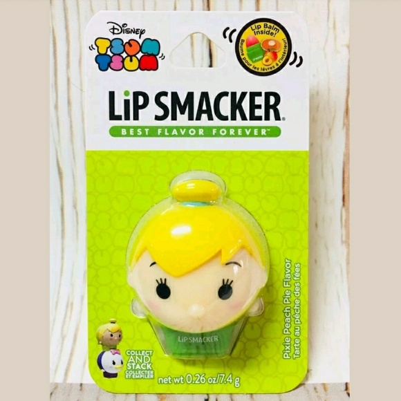00170721e9c New Disney Tsum Tsum Tinker bell Lip Balm Smacker